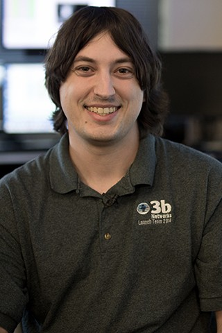 Wesley Johnson-Graves, Real-Time Engineer - O3B Networks Careers
