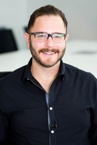 Justin Neiser, Senior Manager of Design - DealerSocket Careers