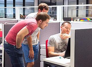 Careers - Office Perks  The Winner's Circle Retreat