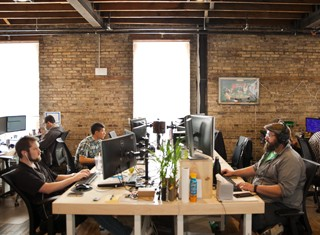Careers - Office Life  The Oshkosh Space