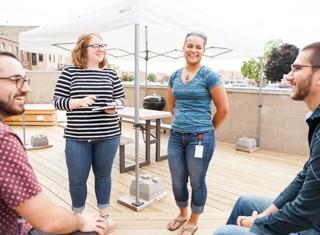 Careers - Office Perks  Game On