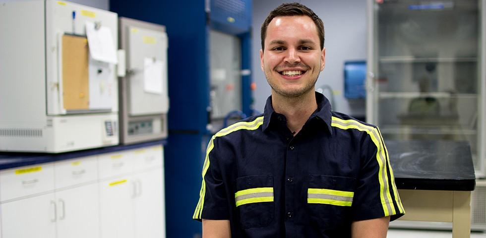 John Panuski, Maintenance Supervisor, Roofing - CertainTeed Careers