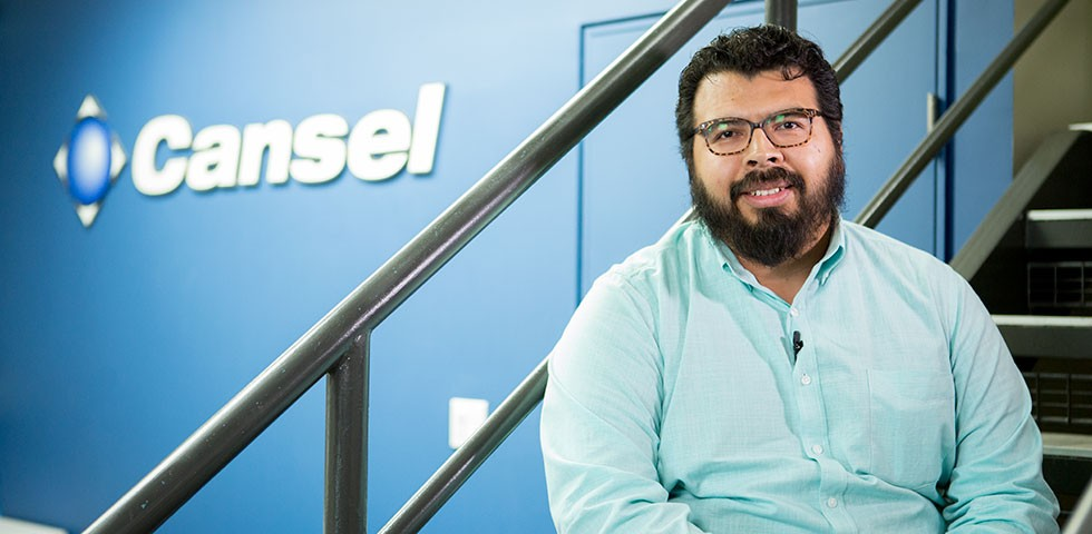 Gerardo Alvarado, Senior Account Manager, Print Industry - Cansel Careers