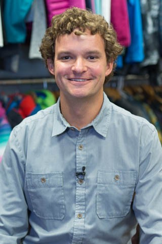 Rob Wykoff, Senior Buyer, Men's Apparel - Backcountry.com Careers