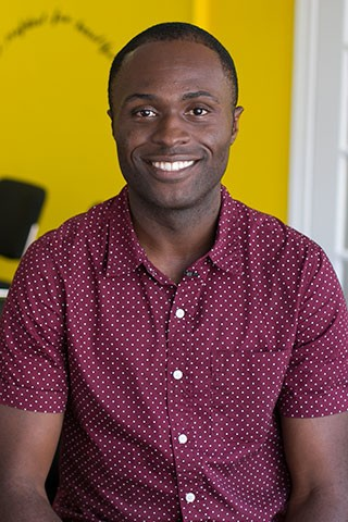 Chike Agbasi, Fundraising Manager, Toronto Door Offices - Public Outreach Careers