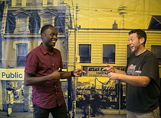 Careers - What Chike Does Fundraising Manager, Toronto Door Offices
