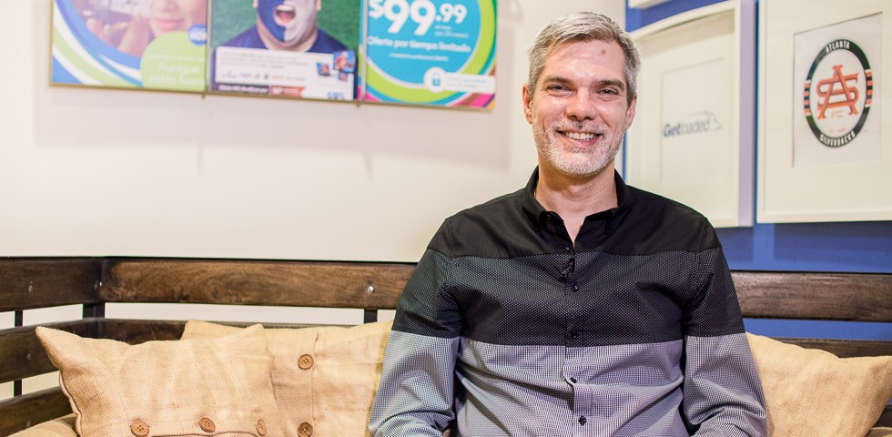 Hernan Feuermann, Executive Creative Director - PM3 Agency Careers