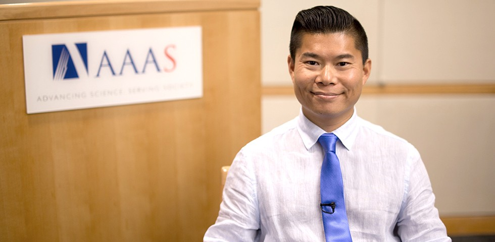 Brian Lin, Director, Editorial Content Strategy, EurekAlert! - American Association For The Advancement of Science Careers
