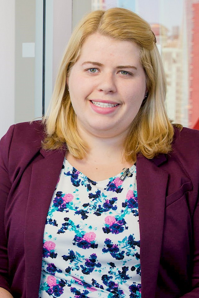 Lauren Payea, Business Information Associate & Project Analyst - New York Life Technology Careers