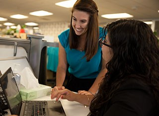 Careers - What Nicole Does Analytics Analyst