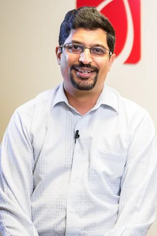 Srinivas Pattamatta, Sr. Director of Regional Marketing - Synaptics Careers