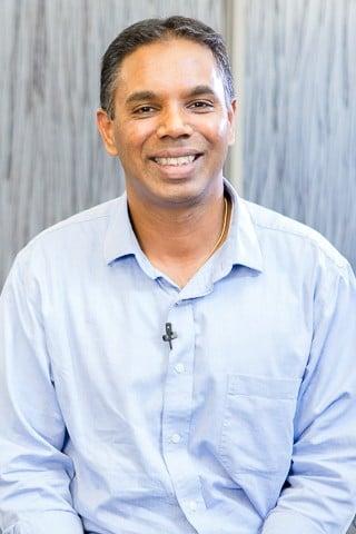 Prashant Shamarao, VP of Silicon Engineering - Synaptics Careers