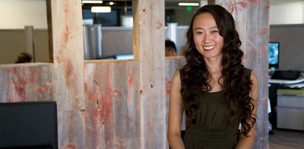 Stephanie Shyu, Senior Videographer - Bluebeam Careers