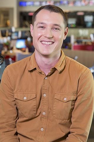 Curtis, Motion Graphics Producer - CNN Digital Careers