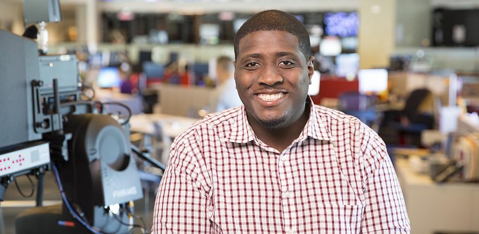 John, Associate Producer, Social Media - CNN Careers