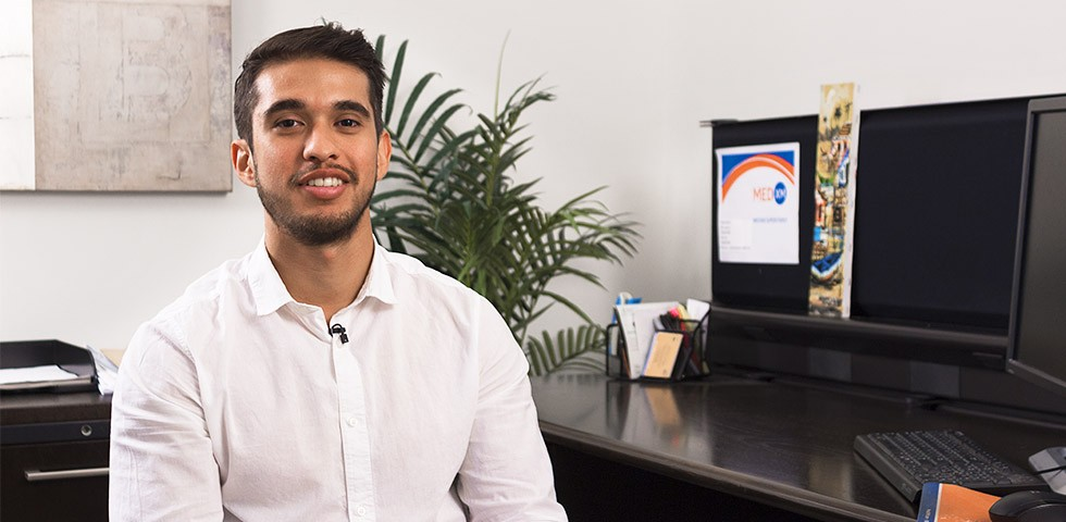 Marvin Carvajal, Quality Control Specialist - MedXM Careers