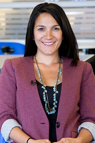 Sarah Innocenzi, VP of People - Sovrn Careers
