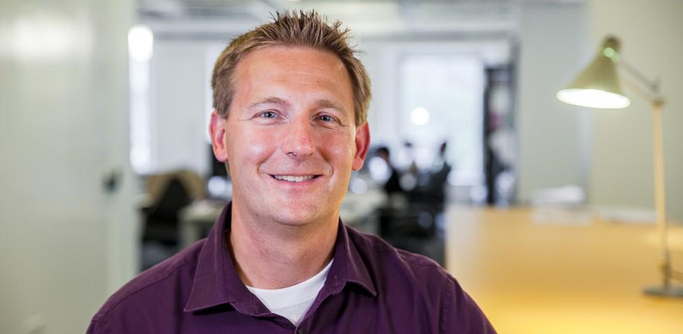 Kirk Pesta, Mechanical Engineering - HED Careers