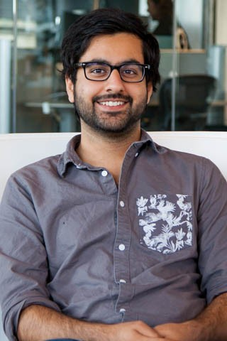 Vik Sarang, Software Engineer - NextCapital Careers