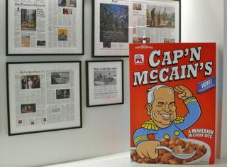 Careers - Office History Obama O's & Cap'n McCain