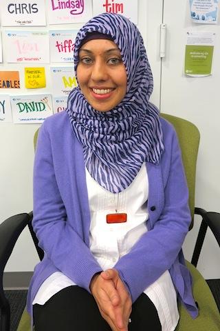 Sara Bokhari, Site Manager - TNTP Careers