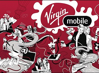 Virgin Mobile Company Image