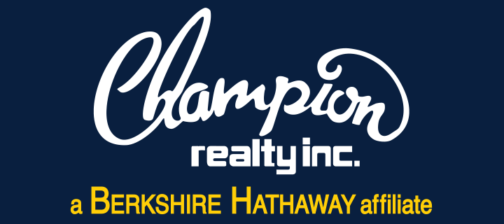 Champion Realty job opportunities
