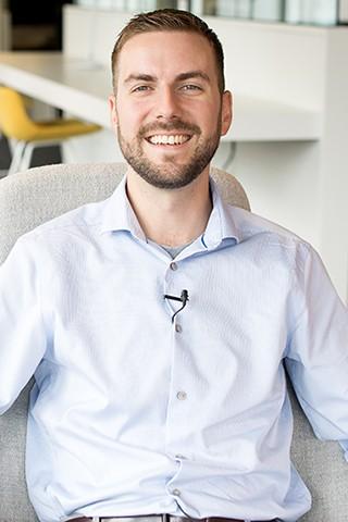 Mike Sweeney, Network Manager - Washington REIT Careers