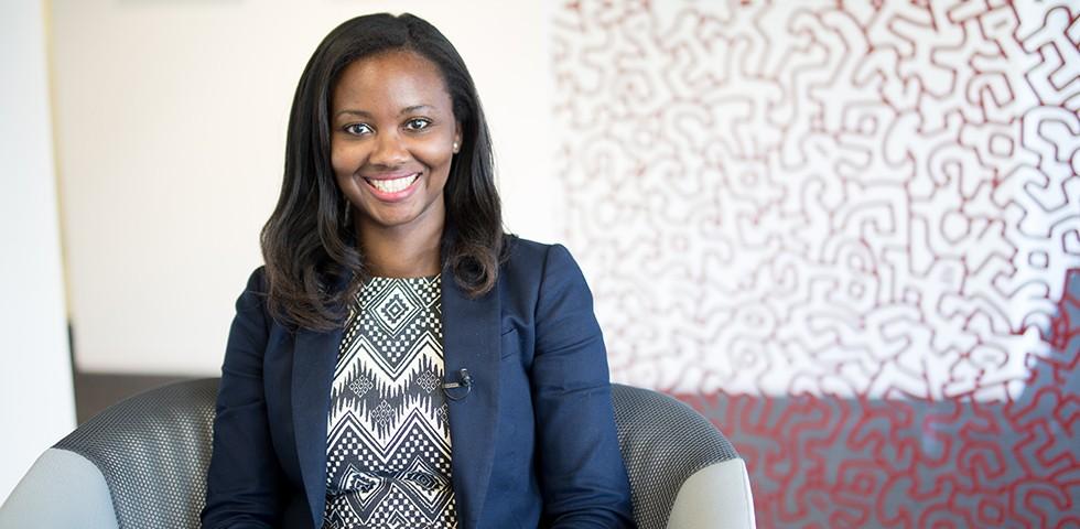 Kenicia Thomas, Assistant Property Manager - Washington REIT Careers