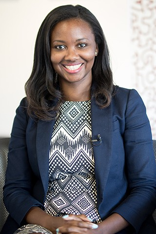 Kenicia Thomas, Assistant Property Manager - Washington REIT Careers