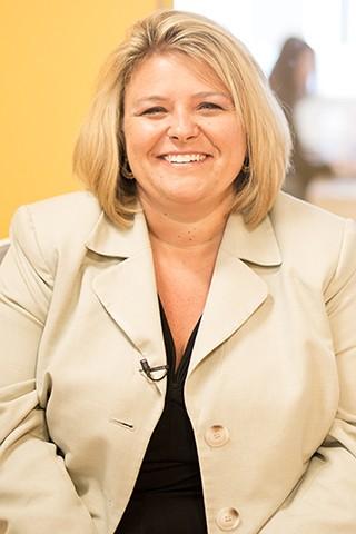 Tabitha Brittain, Vice President of Property Management - Washington REIT Careers