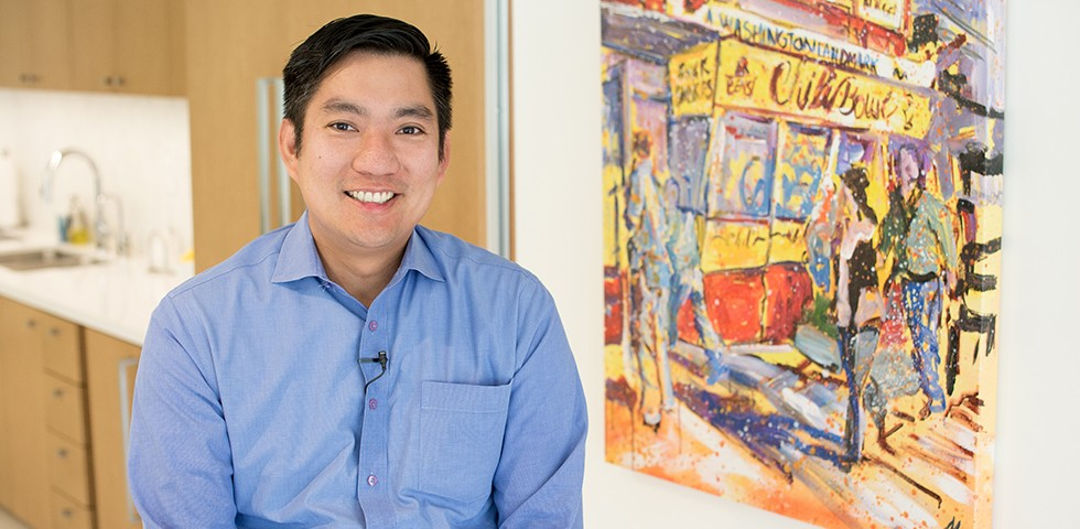 Anthony Chang, Vice President, Asset Management - Washington REIT Careers
