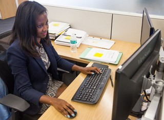 Careers - What Kenicia Does Assistant Property Manager