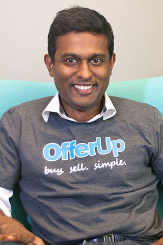 Dhigha Sekaran, Director of Engineering - OfferUp Careers