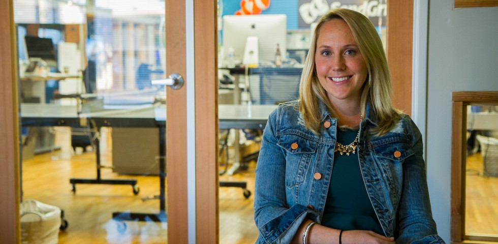 Lauren Wasp, Customer Success Manager - SendGrid Careers