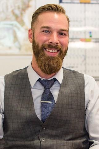 Jesse Goins, Partner Relations Manager - Frontline Education Careers
