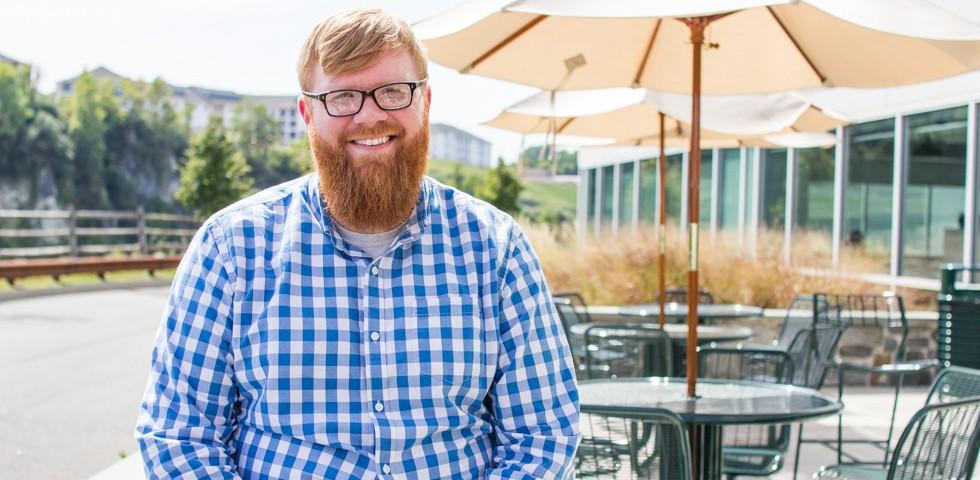 Jonathan Eckert, Associate UX Designer - Frontline Education Careers