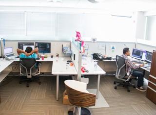 Careers - Office Life A Focus On Flexibility