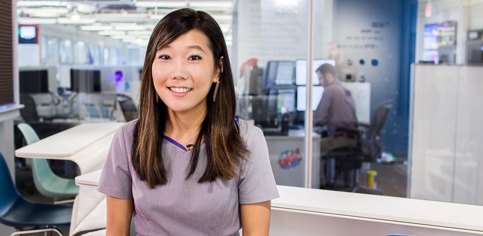 Tina Chung, Manager, Coaching & Development - Asurion Careers