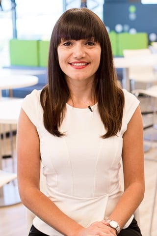 Renata Marchlik, Program Coordinator - Dealer-FX Careers