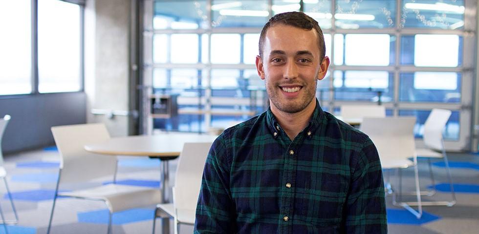 Patrick Knowlan, Data Engineer - 540 Careers