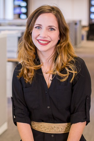 Genevieve Roy, Senior Sales & Traffic Coordinator - Captivate Careers