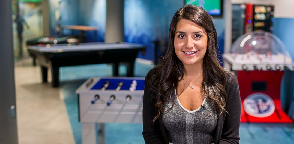 Christina Dominguez, Account Executive, Regional Advertising Sales - Captivate Careers