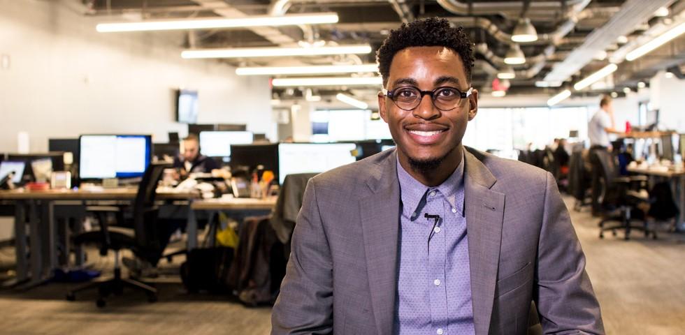 Wesley Davis, Account Executive - Rubicon Global Careers