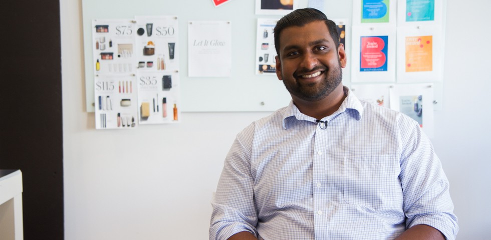 Raj Chand, Sourcing Manager - Beautycounter Careers