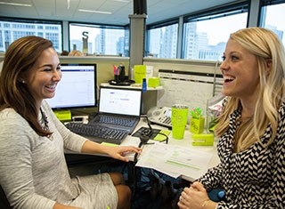 Careers - What Megan Does Director of Recruitment Operations