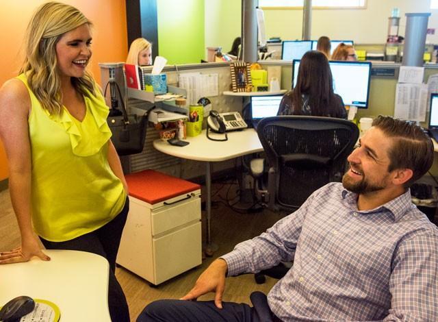 Careers - Office Life Home Grown