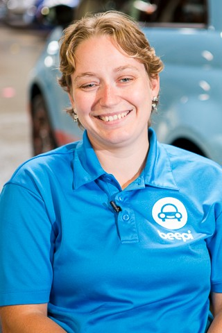 Alice Esparcia, Vehicle Inspection Specialist - Beepi Careers