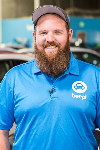 Robert Villa, Vehicle Inspection Specialist - Beepi Careers