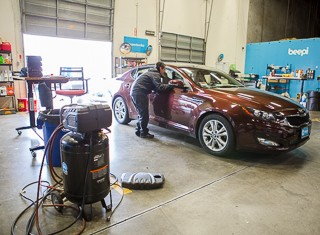 Careers - What Robert Does Vehicle Inspection Specialist